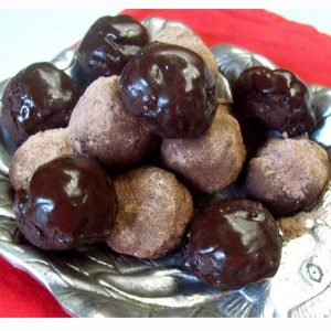 Dixie Diner Chocolate Donut Hole mix