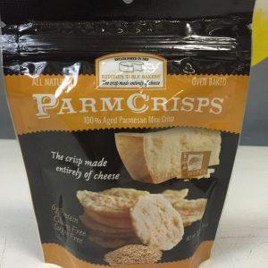 Kitchen Table Bakers Sesame Mini Crisps