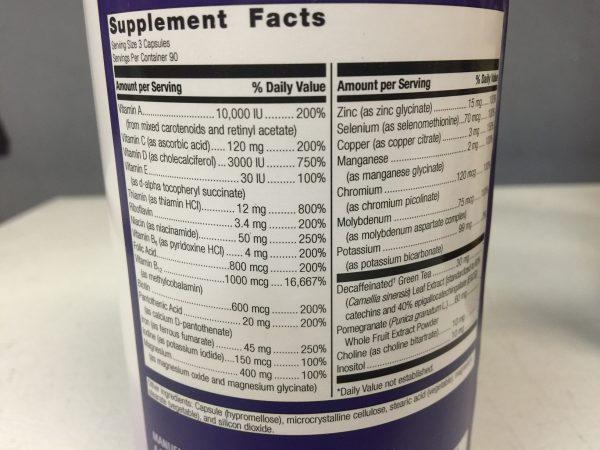 Bariatric Advantage Ultra Multi formula 270 caps