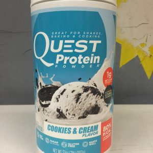Quest Cookies N Cream Shake Mix 2lb tub