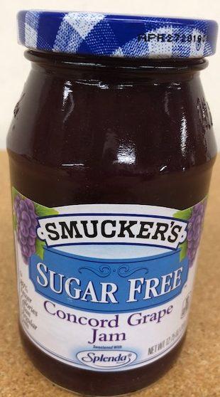 how to make sugar free grape jam